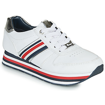 Chaussures Femme Baskets basses Tom Tailor PAGE Blanc