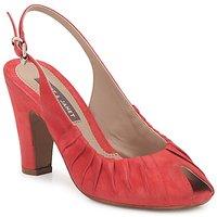 Chaussures Femme Sandales et Nu-pieds Janet&Janet PEONIA PLISA Rouge
