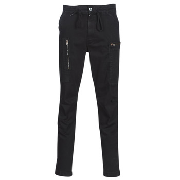 Vêtements Homme Pantalons 5 poches G-Star Raw POWEL SLIM TRAINER Marine