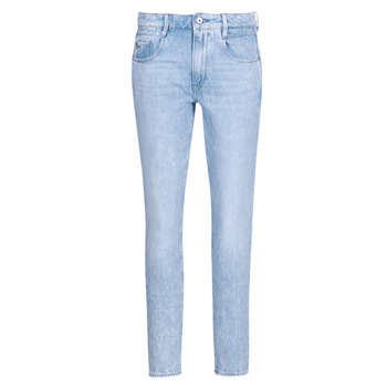 Vêtements Femme Jeans droit G-Star Raw RADAR MID BOYFRIEND TAPERED Bleu Light Aged