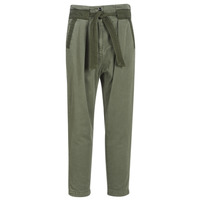 Vêtements Femme Chinos / Carrots G-Star Raw BRONSON ARMY PAPERBAG Kaki