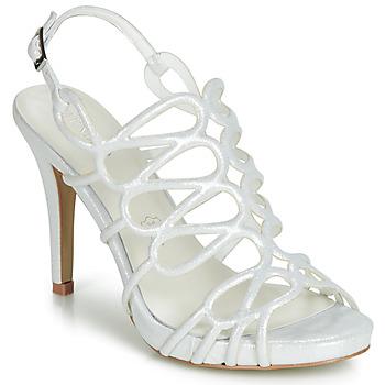 Chaussures Femme Sandales et Nu-pieds Menbur CLEMENTINA Ivoire