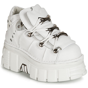 Chaussures Baskets basses New Rock ROCKY Blanc