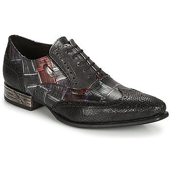 Chaussures Homme Derbies New Rock SALSO Noir