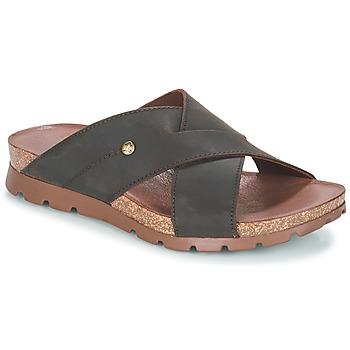 Chaussures Homme Mules Panama Jack SALMAN Marron