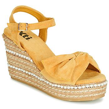 Chaussures Femme Sandales et Nu-pieds Xti 49073 Jaune