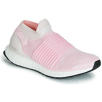 Chaussures Femme Running / trail adidas Performance ULTRABOOST LACELESS Rose
