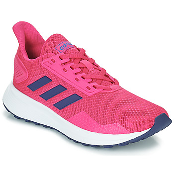 Chaussures Fille Running / trail adidas Performance DURAMO 9 K Rose