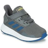 Chaussures Garçon Running / trail adidas Performance DURAMO 9 I Gris