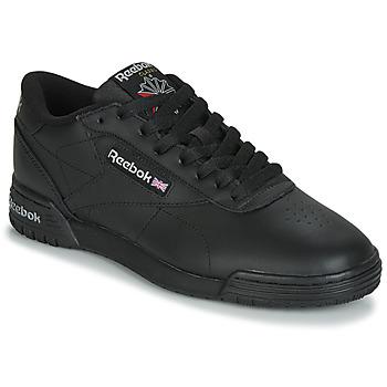 Chaussures Baskets basses Reebok Classic EXOFIT LO CLEAN LOGO INT Noir