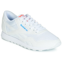 Chaussures Femme Baskets basses Reebok Classic CL NYLON TXT Blanc