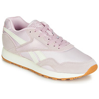 Chaussures Femme Baskets basses Reebok Classic RAPIDE Rose