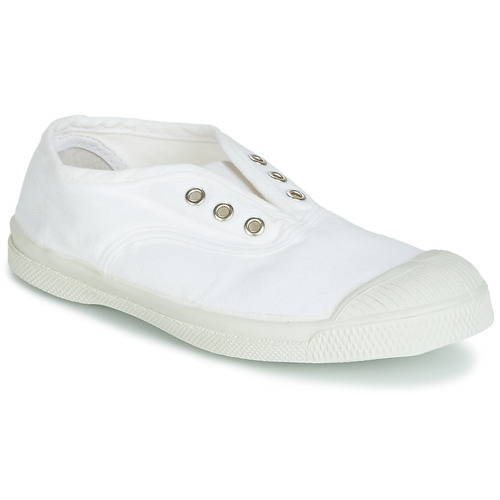 Chaussures Fille Baskets basses Bensimon TENNIS ELLY Blanc