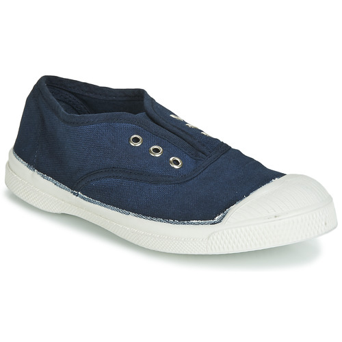 Chaussures Fille Baskets basses Bensimon TENNIS ELLY Marine