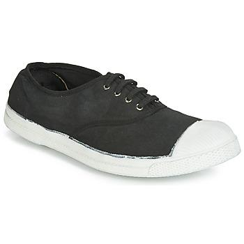 Chaussures Homme Baskets basses Bensimon TENNIS LACETS Carbone