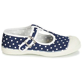 Ballerines enfant Bensimon TENNIS SALOME POIS