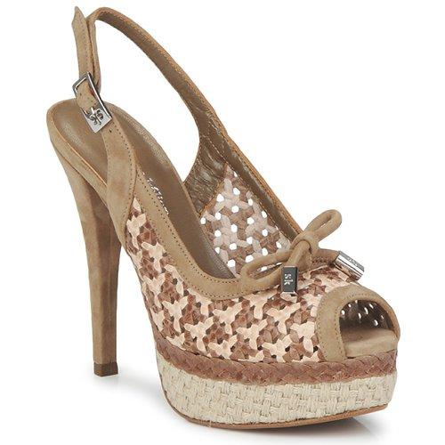 Chaussures Femme Sandales et Nu-pieds Stéphane Kelian LUDILOU DUNE-ARGILE