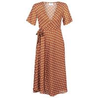 Vêtements Femme Robes longues Betty London KAR Marron