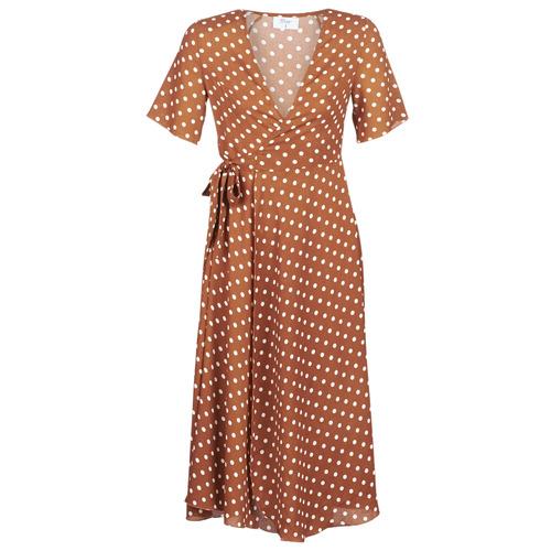 Vêtements Femme Robes longues Betty London KEYLA Marron