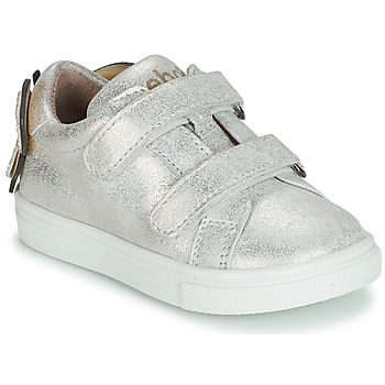 Chaussures Fille Baskets basses Acebo's BAMBU Beige