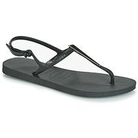 Chaussures Femme Sandales et Nu-pieds Havaianas FREEDOM MAXI Noir