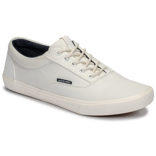 Chaussures Homme Baskets basses Jack & Jones VISION CLASSIC MIXED Blanc