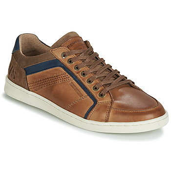Chaussures Homme Baskets basses Redskins ORMANI Cognac / Marine