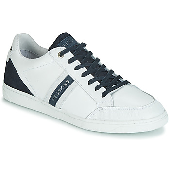 Chaussures Homme Baskets basses Redskins FATALISTE Blanc / Marine