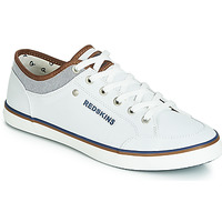 Chaussures Homme Baskets basses Redskins GALETI Blanc / GRis