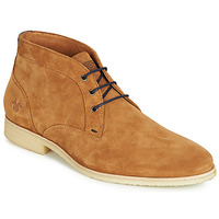Chaussures Homme Boots Kost CALYPSO 59 Cognac
