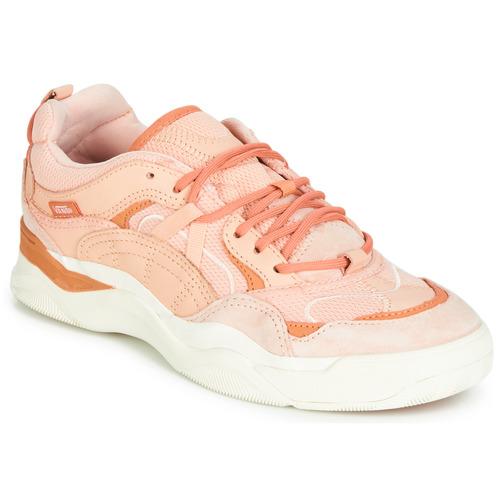 vans chaussure femme rose
