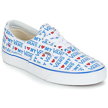 Chaussures Femme Baskets basses Vans ERA Blanc / Bleu