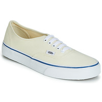 Chaussures Baskets basses Vans AUTHENTIC Jaune