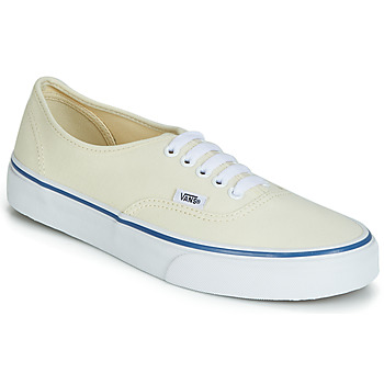 Chaussures Baskets basses Vans AUTHENTIC Blanc
