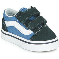 Chaussures Enfant Baskets basses Vans OLD SKOOL V Marine