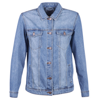 Veste Noisy May NMOLE. Veste Noisy May  NMOLE  bleu.