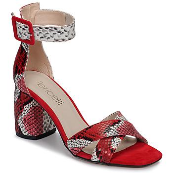 Chaussures Femme Sandales et Nu-pieds Fericelli JEZI Rouge