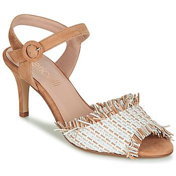 Chaussures Femme Sandales et Nu-pieds Fericelli JAJILOU Beige
