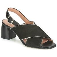 Chaussures Femme Sandales et Nu-pieds Fericelli JARIANI Noir