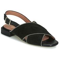 Chaussures Femme Sandales et Nu-pieds Fericelli JANELLE Noir