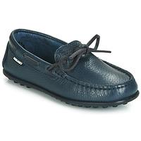 Chaussures Garçon Mocassins Pablosky 125125 Bleu
