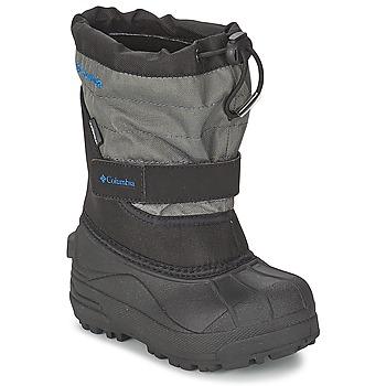 Chaussures Enfant Bottes de neige Columbia CHILDREN POWDER BUG PLUS II Noir