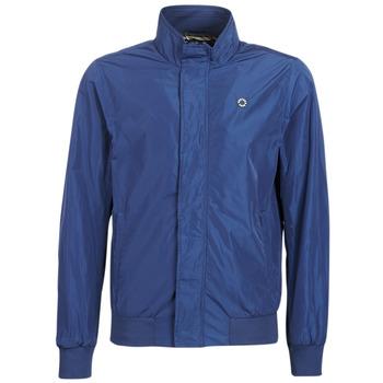Blouson Scotch soda ams blauw simple harrington jacket