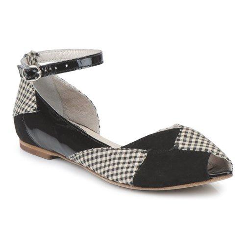 Chaussures Femme Ballerines / babies Mosquitos DELICE Noir