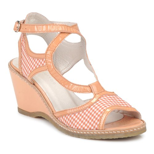 Chaussures Femme Sandales et Nu-pieds Mosquitos HOURA Beige