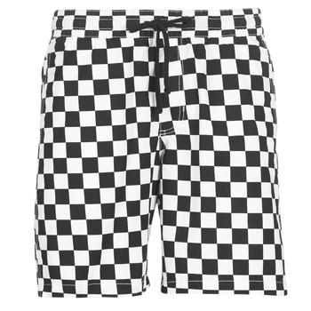 Vêtements Homme Shorts / Bermudas Vans RANGE SHORT 18 Noir / Blanc
