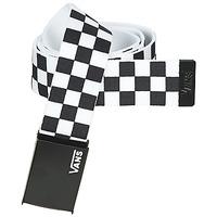 Accessoires textile Ceintures Vans LONG DEPSTER WEB BELT Noir / Blanc