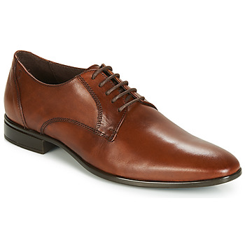 Chaussures Homme Derbies Carlington EMRONED Cognac