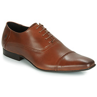 Chaussures Homme Richelieu Carlington ETIPIQ Cognac