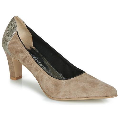 708e2bcfd730c0 Myma ELEGANCY Beige - Chaussure pas cher avec Shoes.fr ...